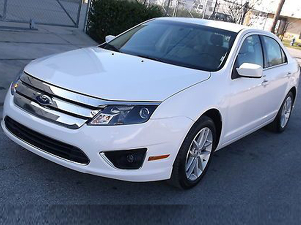 2012 Ford Fusion SE Insurance $106 Per Month