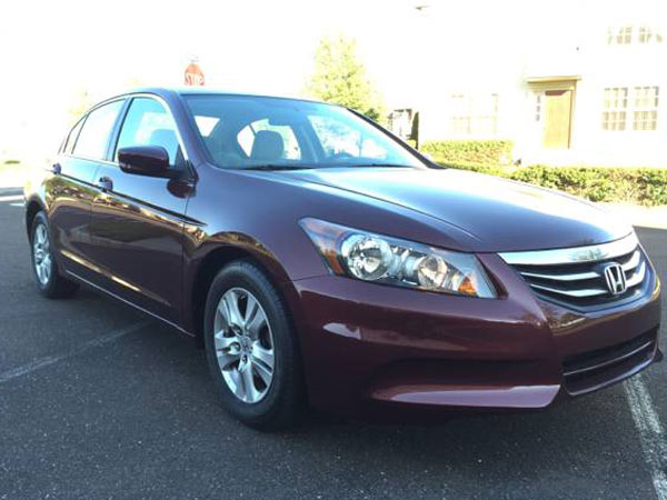 2012 Honda Accord  LX Insurance $113 Per Month