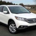2012 Honda CR-V  Insurance $150 Per Month