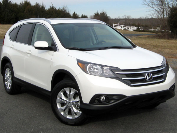 2012 Honda CR-V  Insurance $150 Per Month