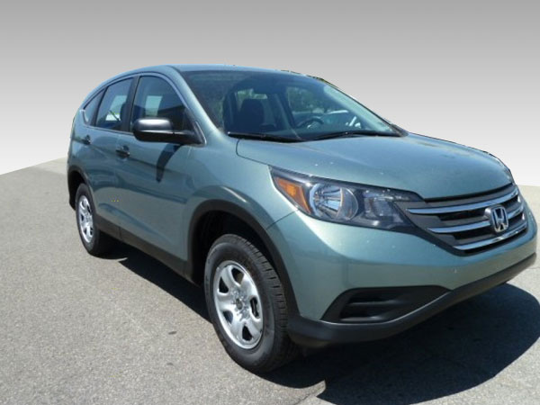 2012 Honda CR-V LX AWD Insurance $140 Per Month
