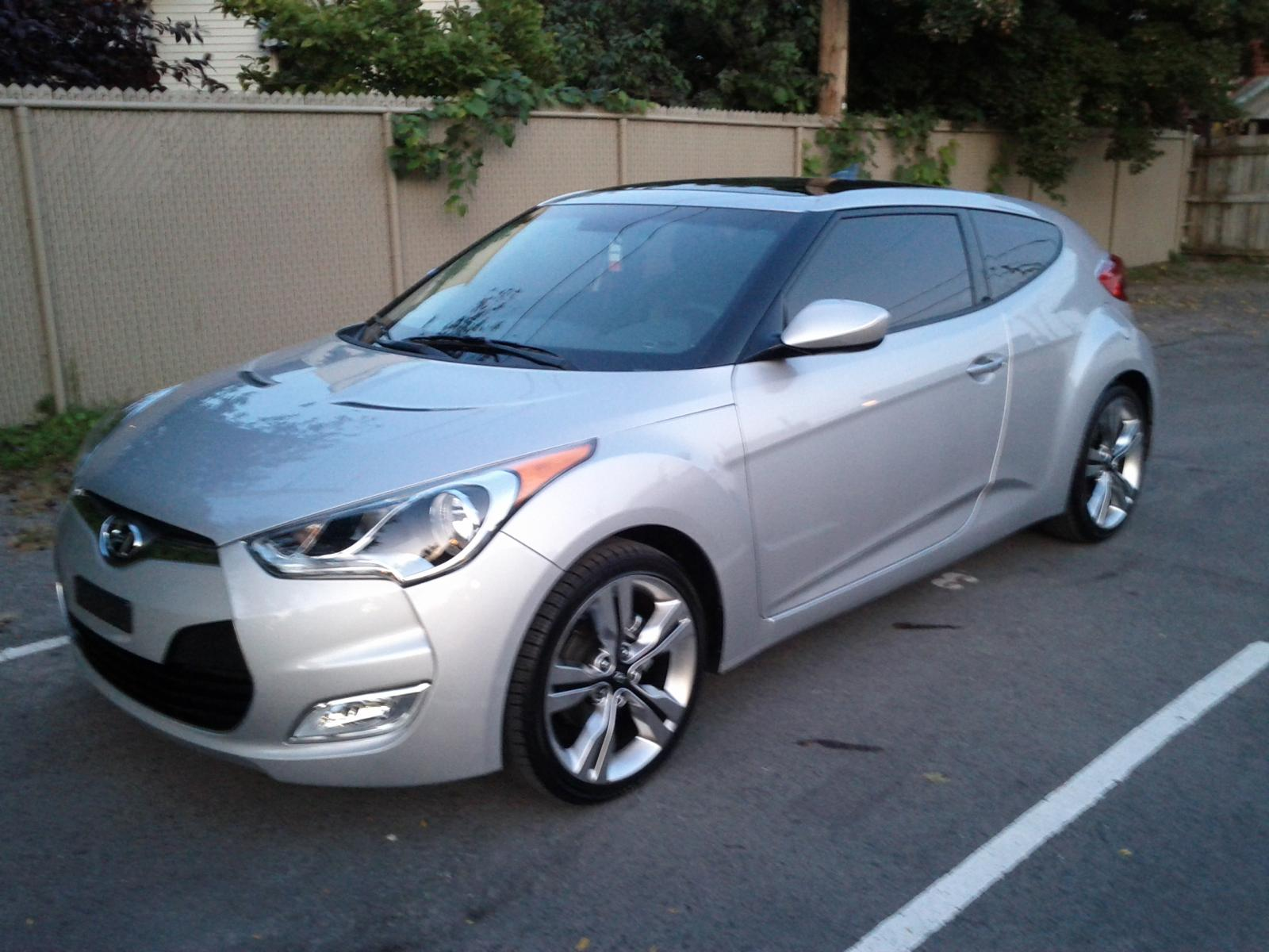 2012 Hyundai  Veloster Insurance $104 Per Month