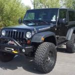 2012 Jeep Wrangler Rubicon Insurance $237 Per Month