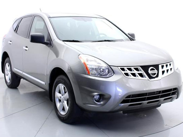 2012 Nissan  Rogue Insurance $124 Per Month