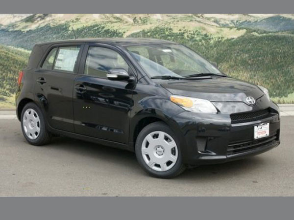 2012 Scion xD  Insurance $92 Per Month