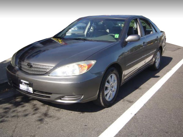 2012 Toyota Camry  Insurance $100 Per Month