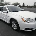 2013 Chrysler 200 Touring Insurance $104 Per Month