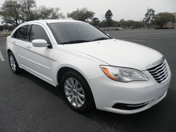 2013 Chrysler 200 Touring Insurance $104 Per Month