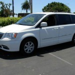 2013  Chrysler  Town& Country Touring Insurance $157 Per Month