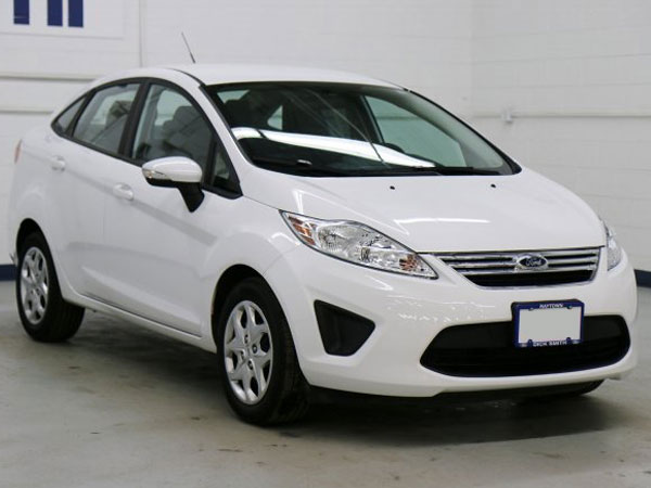 2013 Ford Fiesta S Insurance $79 Per Month