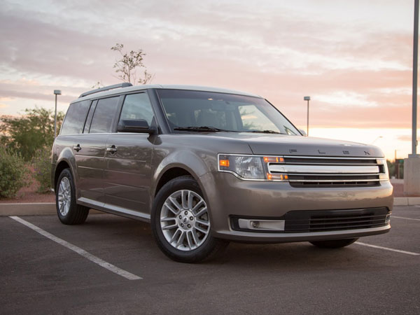 2013 Ford Flex SEL Insurance $195 Per Month