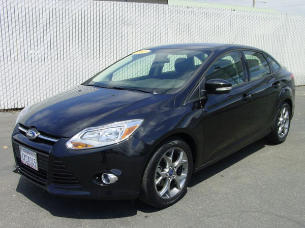 2013 Ford Focus SE Insurance 98 Per Month