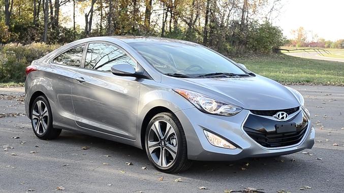 2013 Hyundai Elantra  Insurance $108 Per Month