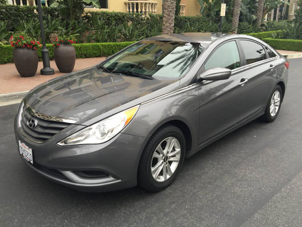 2013 Hyundai Sonata  Insurance $117 Per Month