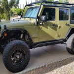 2013 Jeep Wrangler Unlimited Sport Insurance $267 Per Month
