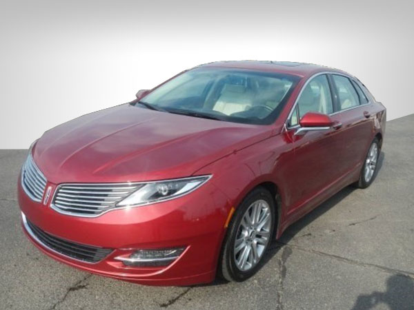 2013 Lincoln MKZ FWD  Insurance $181 Per Month