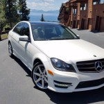 2013 Mercedes-Benz C-Class Insurance $187 Per Month