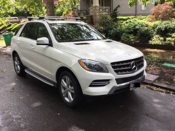 2013 Mercedes-Benz M -Class ML350 Blue TEC Insurance $294 Per Month