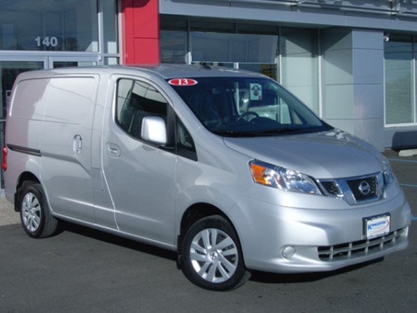 2013 Nissan NV200 Insurance $125 Per Month