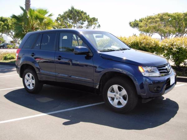 2013 Suzuki Grand Vitara Insurance $102 Per Month