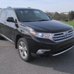 2013 Toyota  Highlander Limited V6 AWD Insurance $247 Per Month