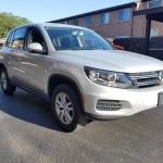 2013 Volkswagen Tiguan Insurance $140 Per Month