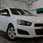 2014 Chevrolet Sonic LS Hatchback Insurance $100 Per Month