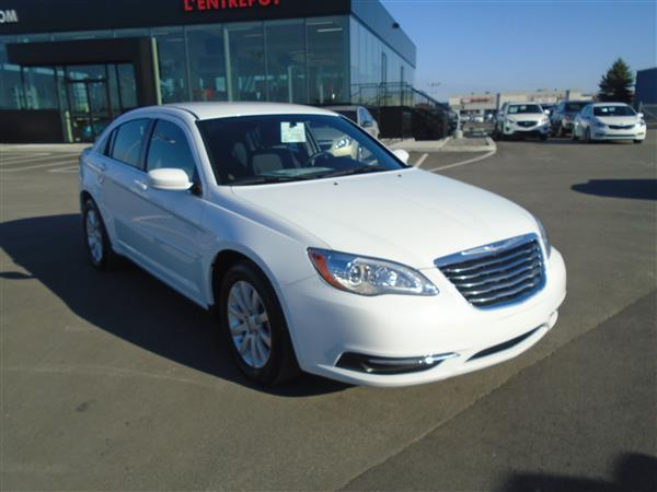 2014 Chrysler 200 LX Insurance $112 Per Month