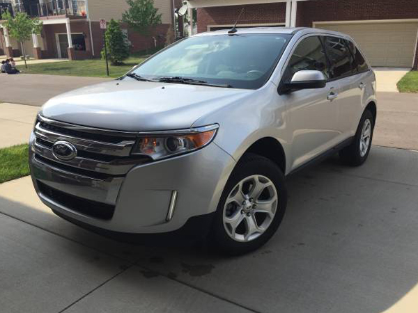 2014 Ford Edge SEL Insurance $201 Per Month