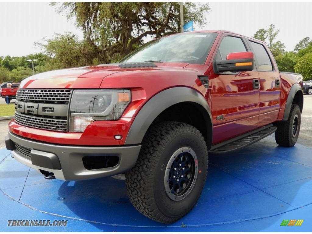 2014 Ford F-150 SVT Raptor SuperCrew 4WD Insurance $494 Per Month
