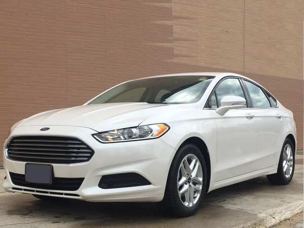 2014 Ford Fusion SE Insurance $134 Per Month