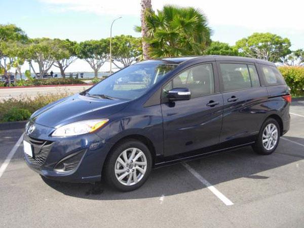2014 Mazda MAZDA5 s Sport Insurance $116 Per Month