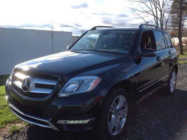 2014 Mercedes-Benz GLK-Class GLK 350 Insurance $244 Per Month