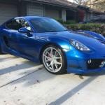 2014 Porsche Cayman S Insurance $455 Per Month
