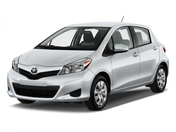 2014 Toyota Yaris  Insurance $94 Per Month