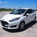 2015 Ford Fiesta SE Hatchback Insurance $105 Per Month