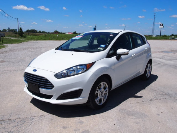 2015 Ford Fiesta SE Hatchback Insurance $105 Per Month