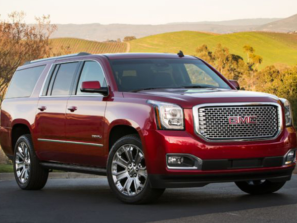 2015 GMC Yukon XL 1500 SLT 4WD Insurance $459 Per Month