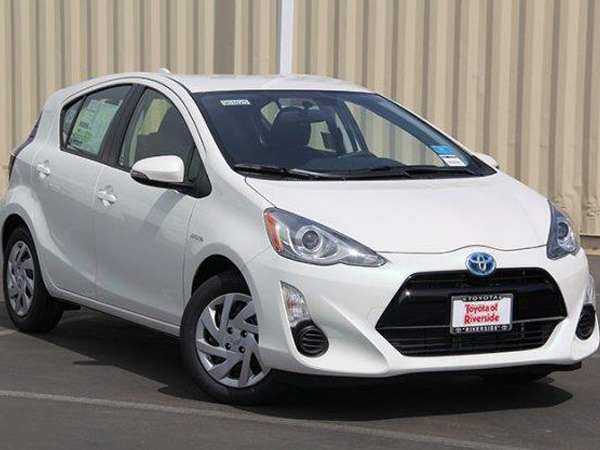 2015 Toyota Prius C  Insurance $133 Per Month