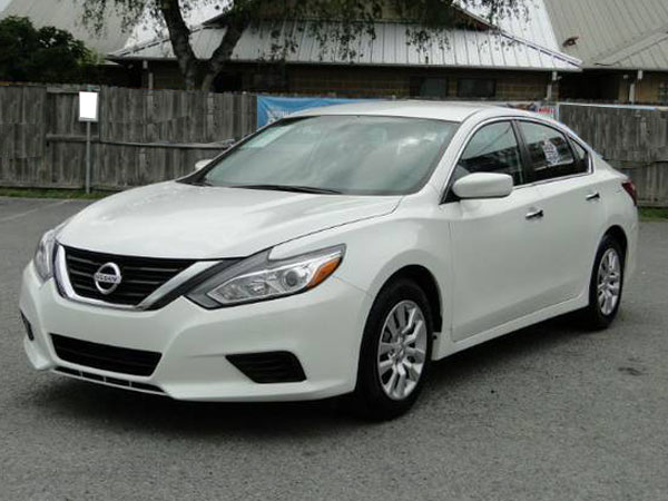 2016 Nissan Altima 2.5 Insurance $162 Per Month