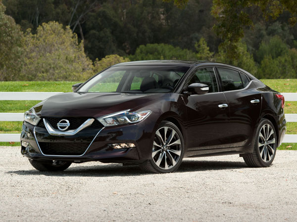 2016 Nissan Maxima S Insurance $242 Per Month