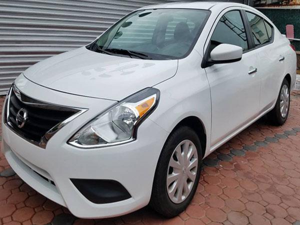 2016 Nissan Versa Insurance $114 Per Month